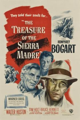 碧血金沙 下载 The Treasure of the Sierra Madre 在线观看