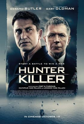 冰海陷落 Hunter Killer 下载